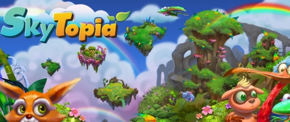 SkyTopia - Rescue & Breed Cute Pets In SkyTopia!