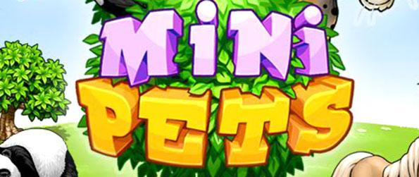 Mini Pets - Grow your animal shelter with rare and exotic animals.